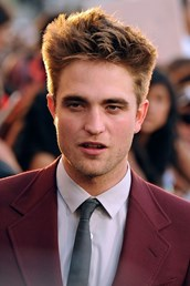 1. Robert Pattinson (24)