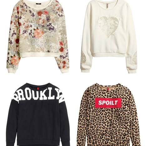 10 statement pulovera iz H&M-a