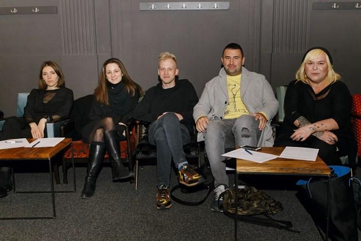 Ana Maria Ricov, Morana Krklec, Leon Ivanuša, Zoran Aragović i Ivana Bilandžija