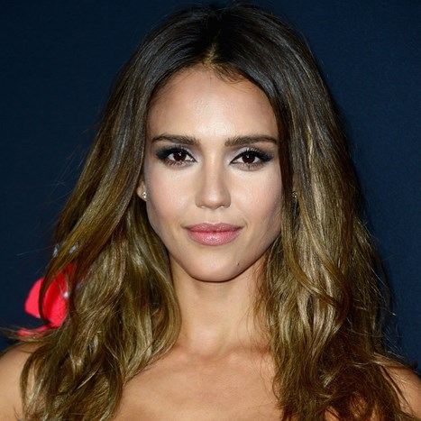 Beauty look tjedna: Jessica Alba