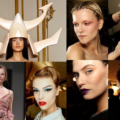 Beauty report: Paris Haute Couture