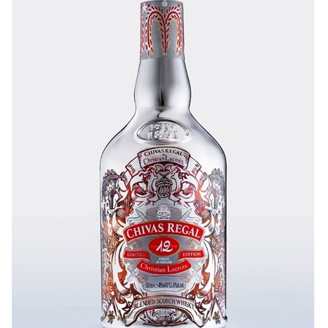 Christian Lacroix za Chivas Regal
