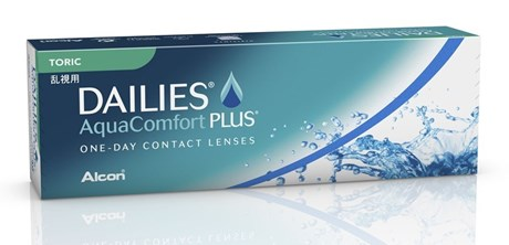 Dailies AquaComfort Plus leće