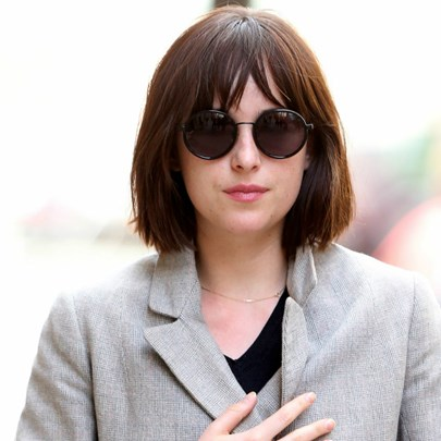 Dakota Johnson skratila svoju dugu kosu