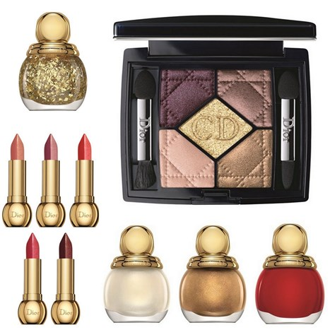 Dior Golden shock kolekcija