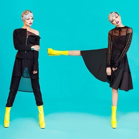 Ella Dvornik Do Ivjela Blackout U Novoj Bitemystyle Kampanji Fashion Hr Style Community