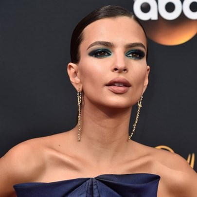 Predivan make up look glumice Emily Ratajkowski