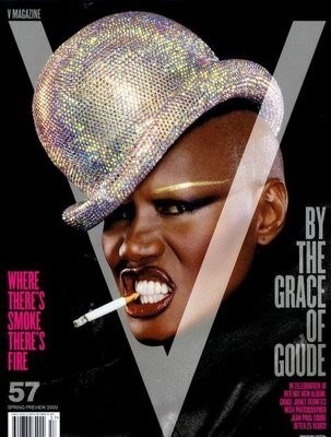 Grace Jones: Lady Gaga je moja obična kopija!