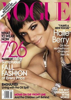 Halle Berry krasi rujanski Vogue!