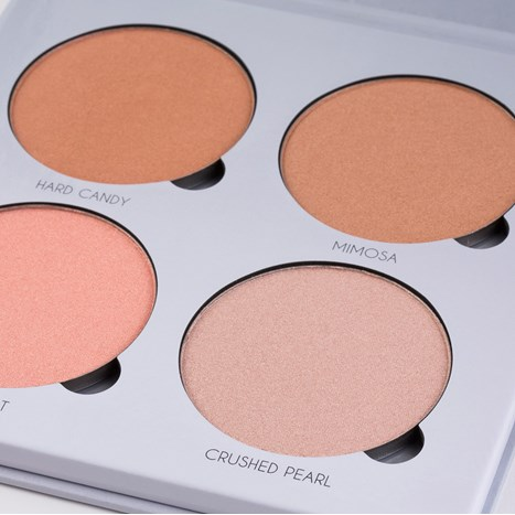 Highlighter paleta koja pristaje svima