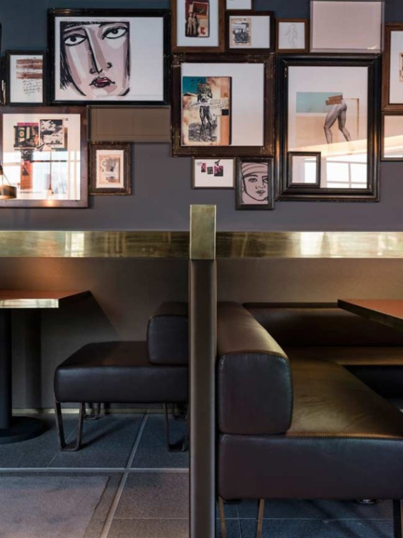 Kako izgleda restoran dvojca dsquared fashion hr style for Dsquared ceresio 7