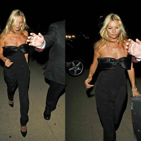 Kate Moss na rođendanu Stelle McCartney