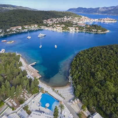 Port 9 Resort: prvi hrvatski resort s mapom Instagram lokacija