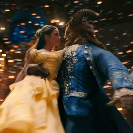 Finalni trailer za Beauty And The Beast izgleda čarobno