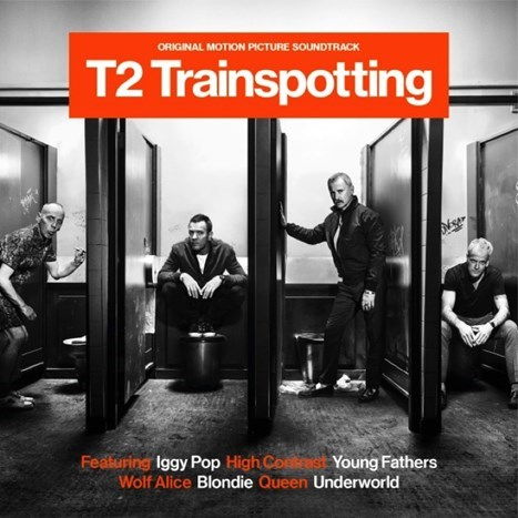Što će se naći na soundtracku filma T2 Trainspotting?
