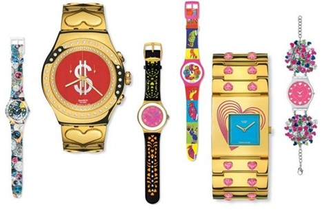 Manish Arora za Swatch