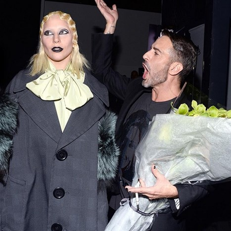 Marc Jacobs i Lady Gaga za kraj New York Fashion Week-a