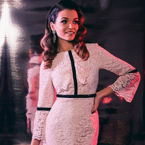 Gina Victoria Damjanovic Fashion