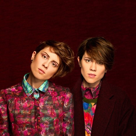 Ne propustite koncert indie pop dua Tegan and Sara