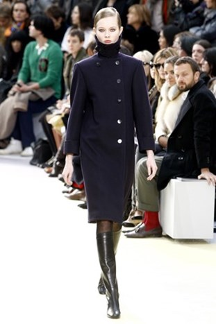 Paris Fashion Week: Celine Fall 2010