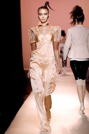 PARIS FASHION WEEK: JEAN PAUL GAULTIER S/S 2010.