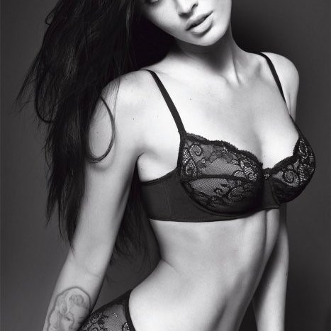 Predstavljamo: VIDEO MEGAN FOX ZA ARMANI