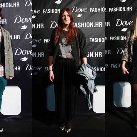 Pret-a-city: Prva večer DOVE FASHION.HR-a
