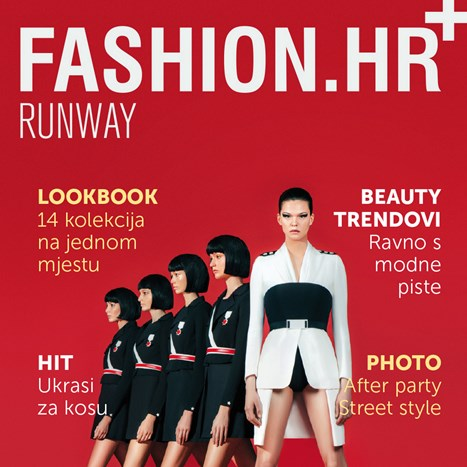 Prolistajte FASHION.HR+ Runway!