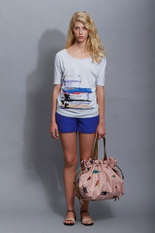 RESORT 2011 : M BY MARC JACOBS