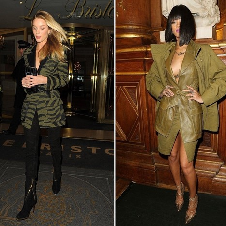 Rihanna ili Rosie Huntington - Whiteley?