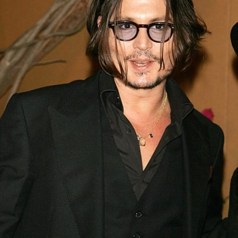 Sexiest Man alive is... Johnny Depp!