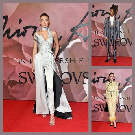 Top 5 stylinga s British Fashion Awardsa