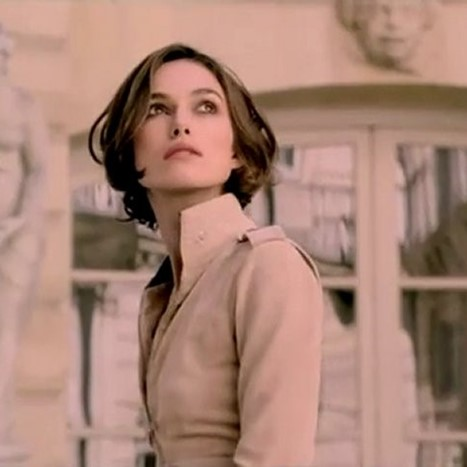 Video: Keira Knightley kao Coco Chanel