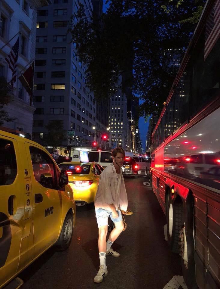 Volim New York show show