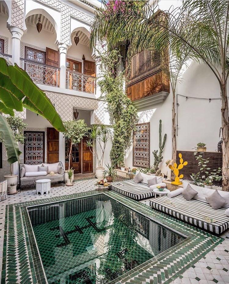 Nadia marocaine de casa - 2 part 3