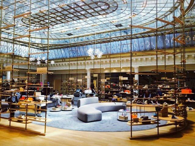 5 inspirativnih pari kih lokacija koje morate posjetiti fashion hr style community - Le bon marche rive gauche ...