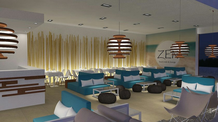 Zen beach club & lounge