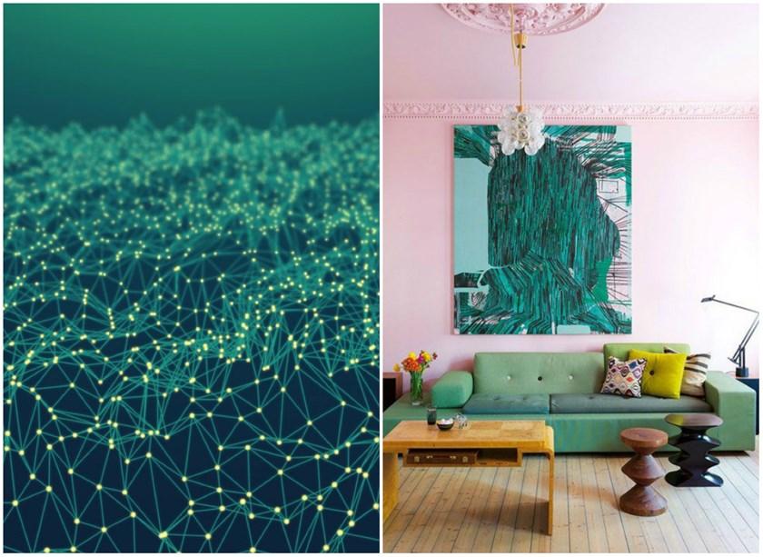 Ovo su najpopularnije boje u dizajnu interijera diljem svijeta