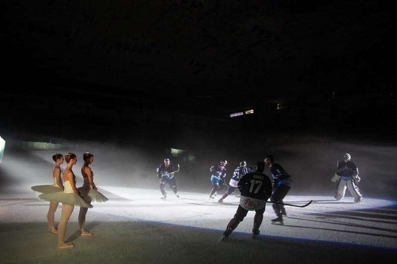 Stranice za upoznavanje hokeja na ledu