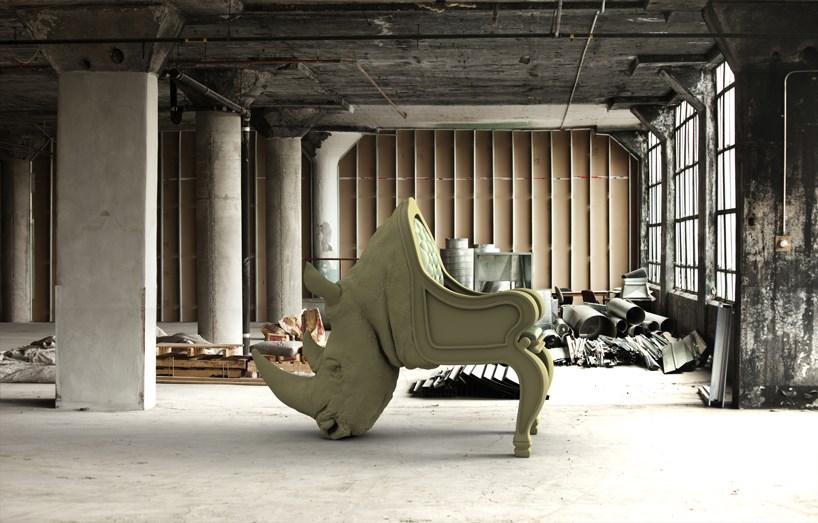 Genijalna kolekcija stolica španjolskog dizajnera
