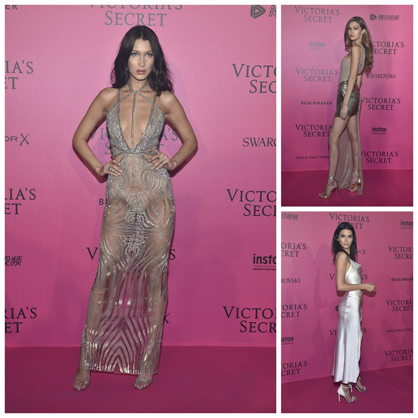 Victoria's Secret red carpet