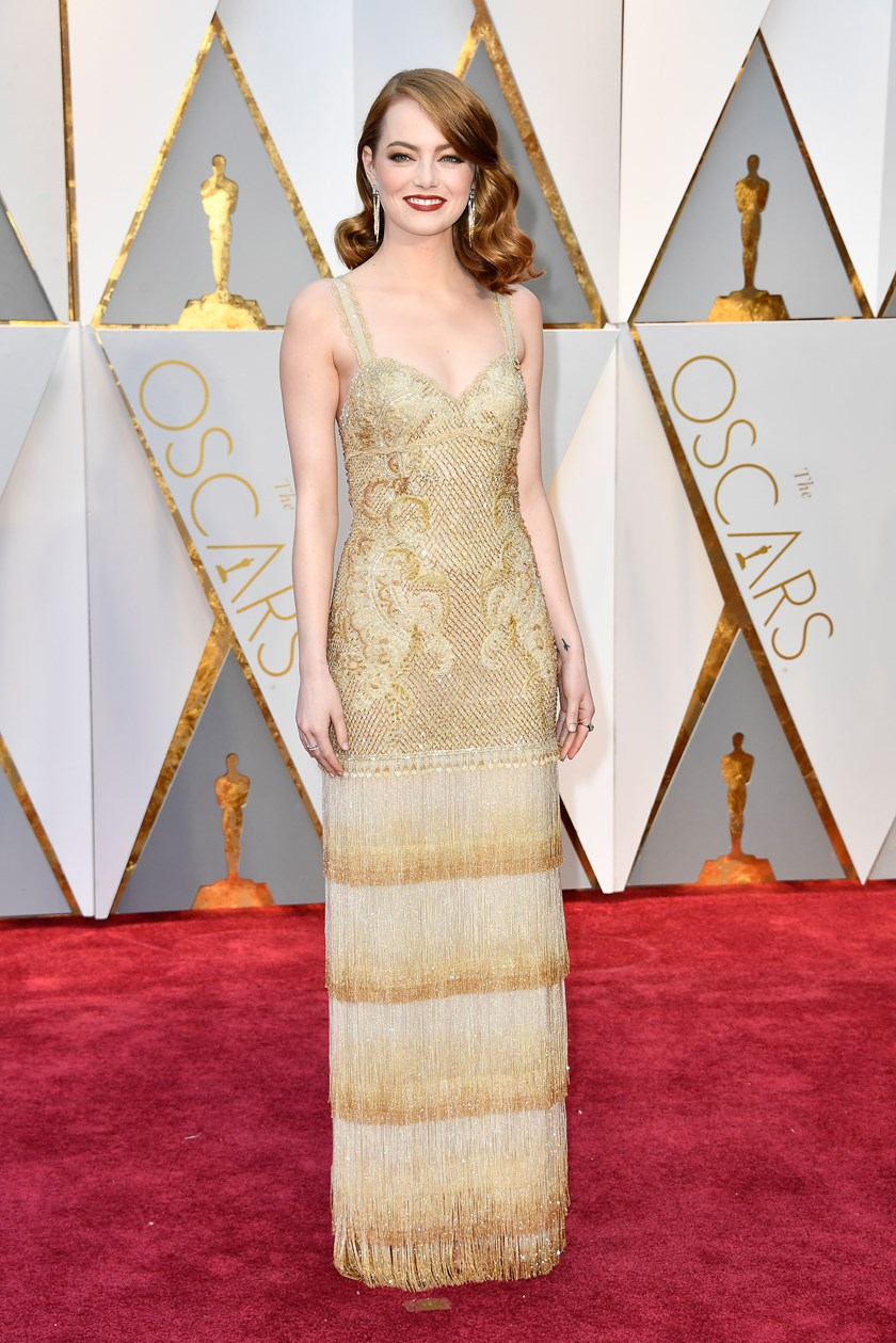Emma Stone (Givenchy Couture)