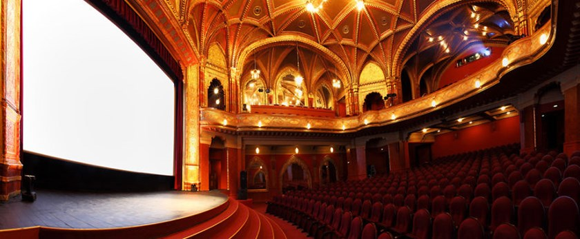 Urania National Film Theatre, Budapest, Hungary