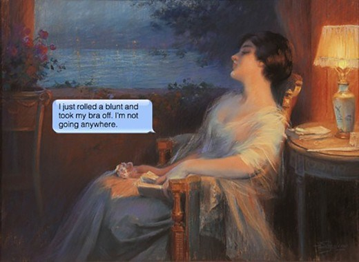 If Paintings Could Talk