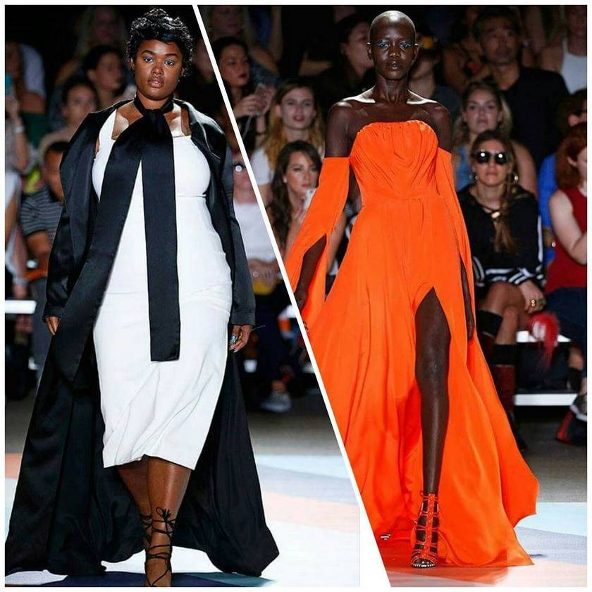 plus size new york fashion week