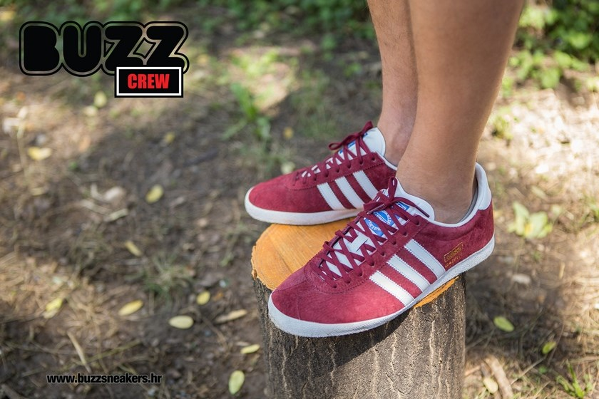 buzz sneaker crew