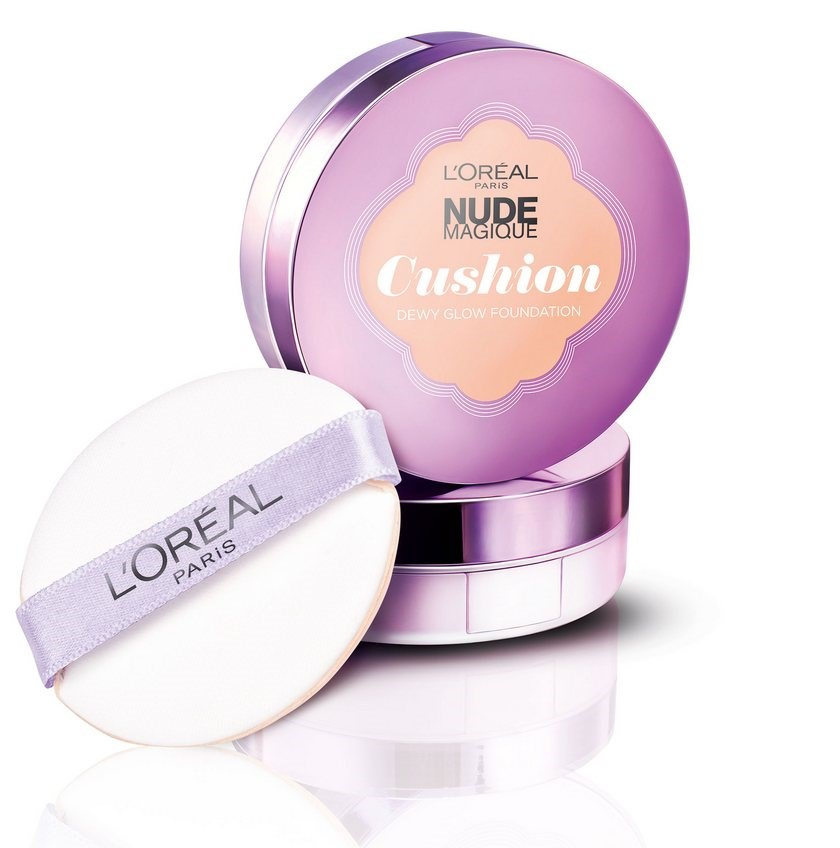 loreal nude cushion
