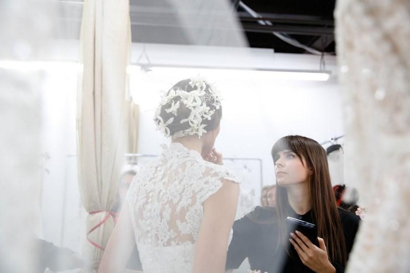 svadbeni make up